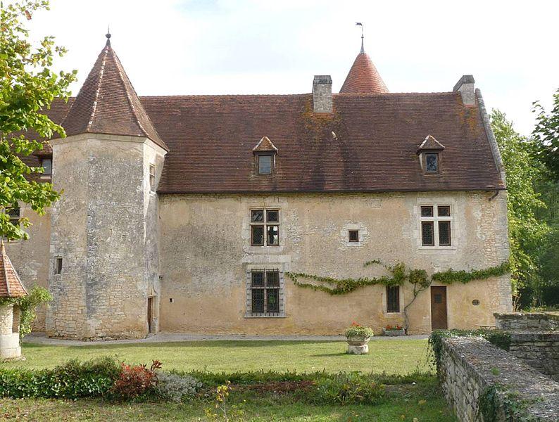 Photo du Monument Historique Château situé à Chenon