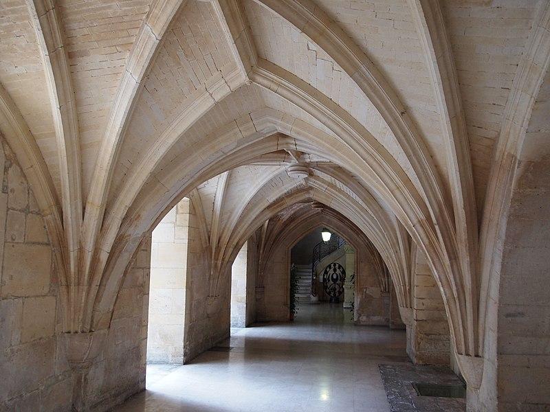 Photo du Monument Historique Ancien couvent des Récollets situé à Cognac