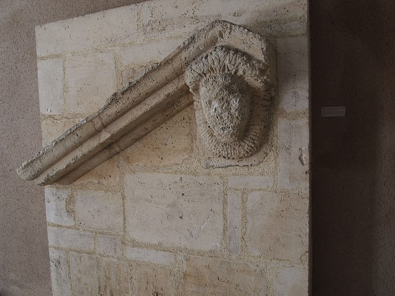 Photo du Monument Historique Hôtel Allenet situé à Cognac