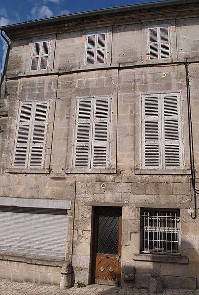 Photo du Monument Historique Ancien hôtel de la Gabelle situé à Cognac