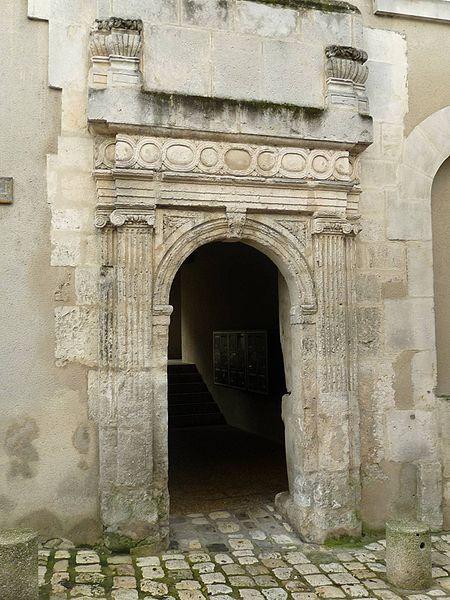 Photo du Monument Historique Immeuble situé à Cognac