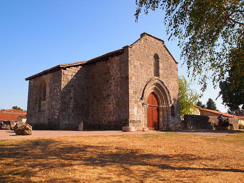 Photo du Monument Historique Ancienne chapelle du Saint-Esprit situé à Confolens