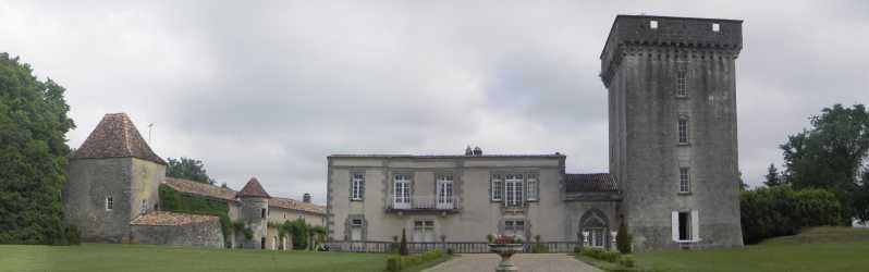 Photo du Monument Historique Château de la Tour du Breuil situé à Dignac