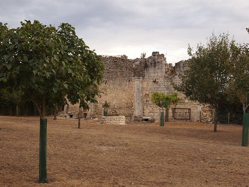 Photo du Monument Historique Ancienne église Notre-Dame de l'Houme situé à Fouquebrune