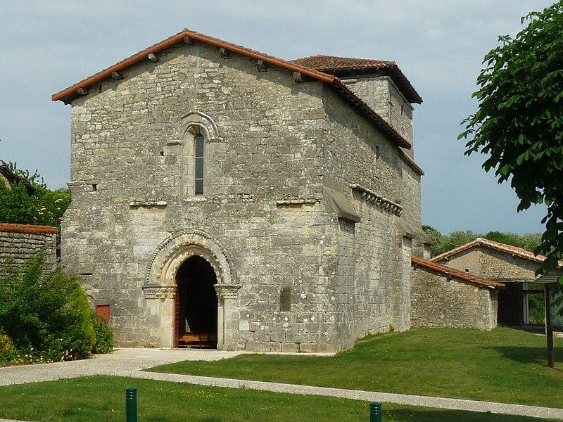 Photo du Monument Historique Eglise Saint-Jean Baptiste situé à Le Grand-Madieu