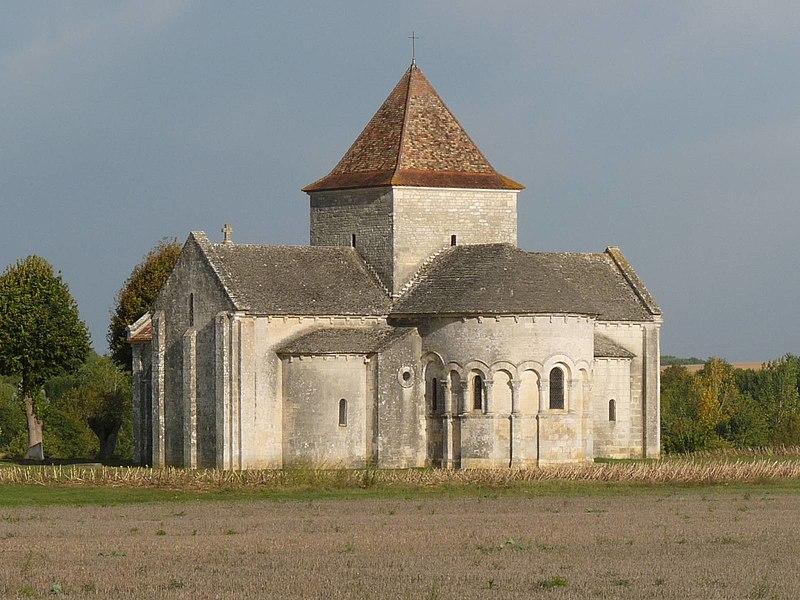 Photo du Monument Historique Eglise Saint-Denis situé à Lichères