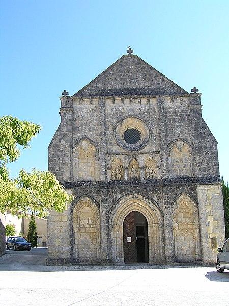 Photo du Monument Historique Eglise Notre-Dame-de-Lignières situé à Lignières-Sonneville