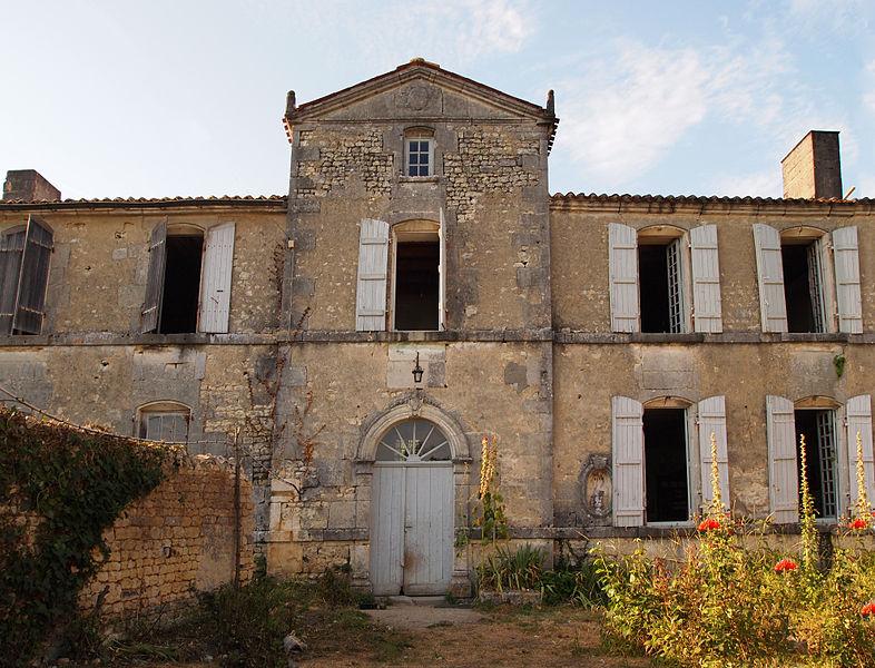 Photo du Monument Historique Maison situé à Lignières-Sonneville