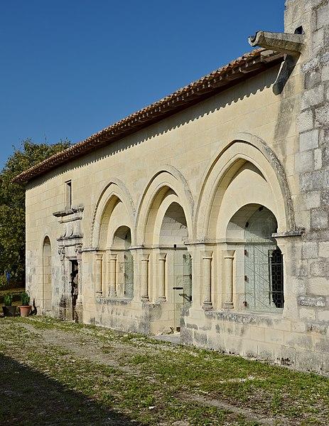 Photo du Monument Historique Vestiges de l'abbaye Notre-Dame de la Frenade situé à Merpins