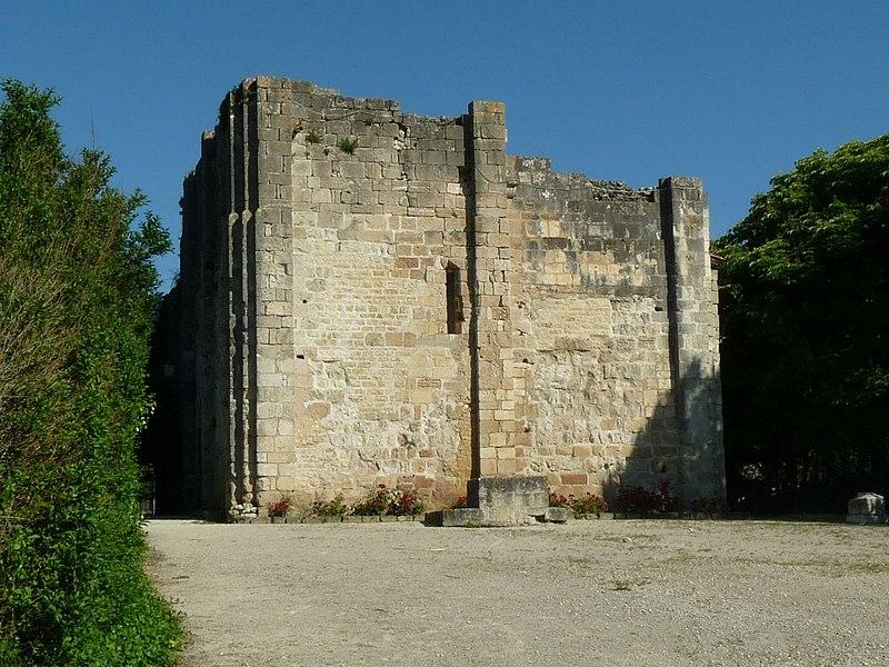 Photo du Monument Historique Château situé à Montignac-Charente