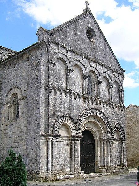 Photo du Monument Historique Eglise Saint-Hippolyte situé à Moulidars