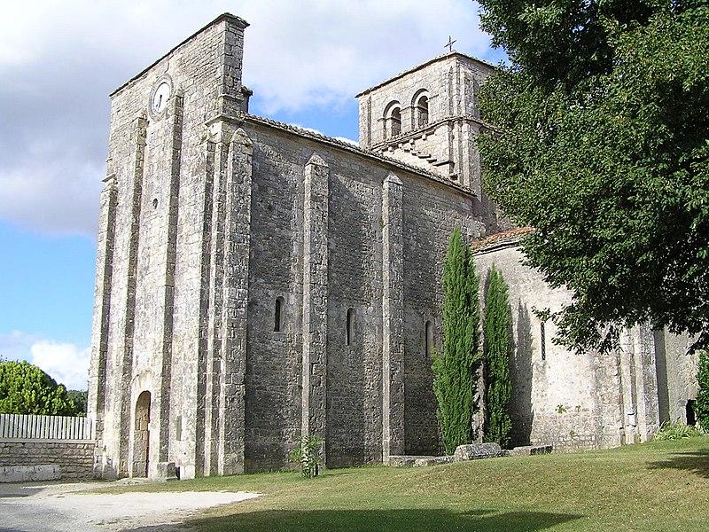 Photo du Monument Historique Eglise Saint-Michel situé à Nanclars