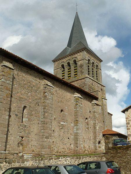 Photo du Monument Historique Eglise Saint-Pierre situé à La Péruse