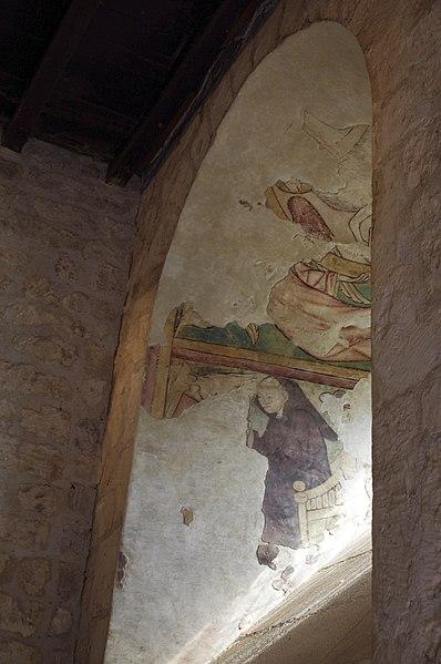 Photo du Monument Historique Prieuré Saint-Jean-Baptiste situé à Ronsenac