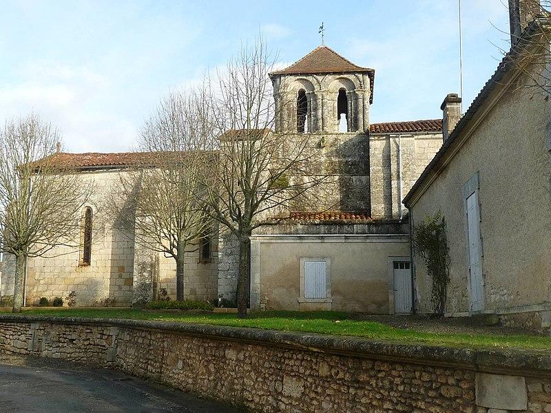 Photo du Monument Historique Eglise Saint-Brice situé à Saint-Brice