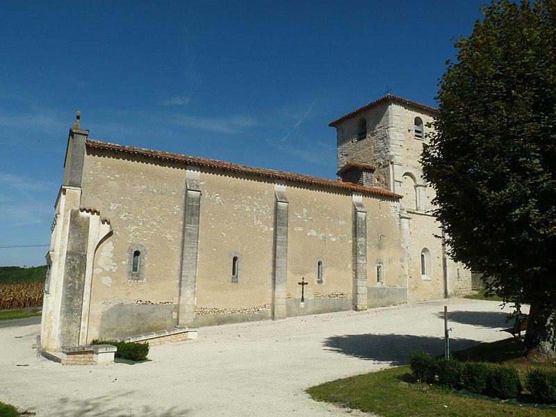 Photo du Monument Historique Eglise Saint-Félix situé à Saint-Félix