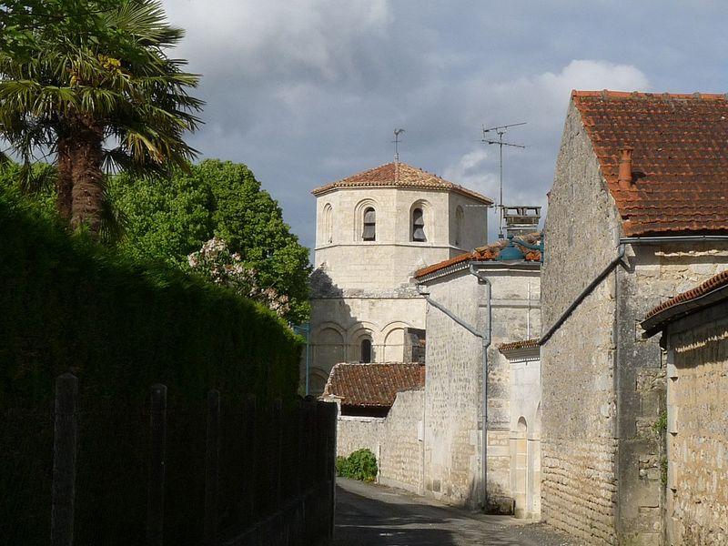 Photo du Monument Historique Eglise Saint-Saturnin situé à Saint-Saturnin