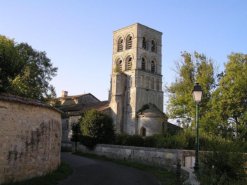 Photo du Monument Historique Eglise Saint-Pierre situé à Sers