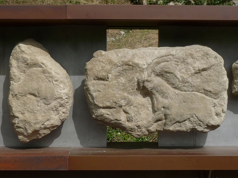 Photo du Monument Historique Gisement préhistorique situé à Sers