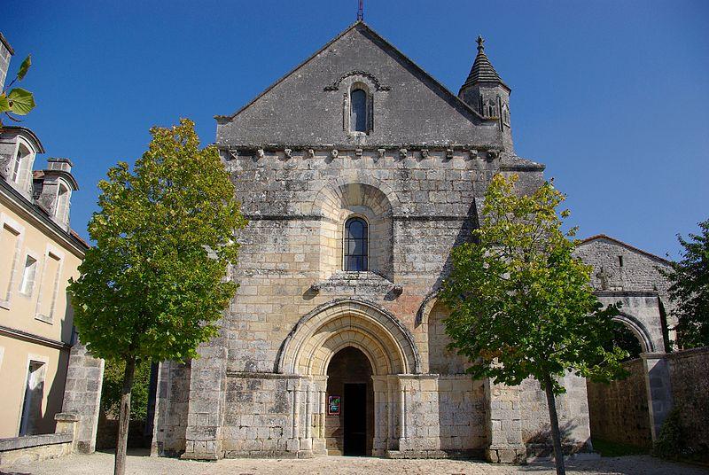 Photo du Monument Historique Eglise Saint-Aignant-de-Torsac situé à Torsac