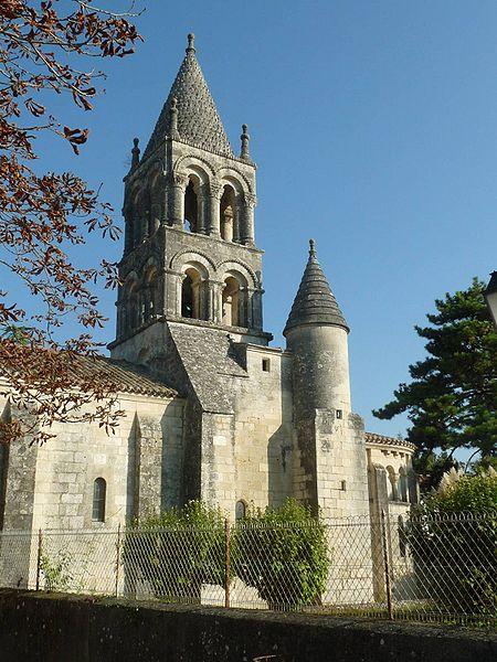 Photo du Monument Historique Eglise Notre-Dame situé à Trois-Palis