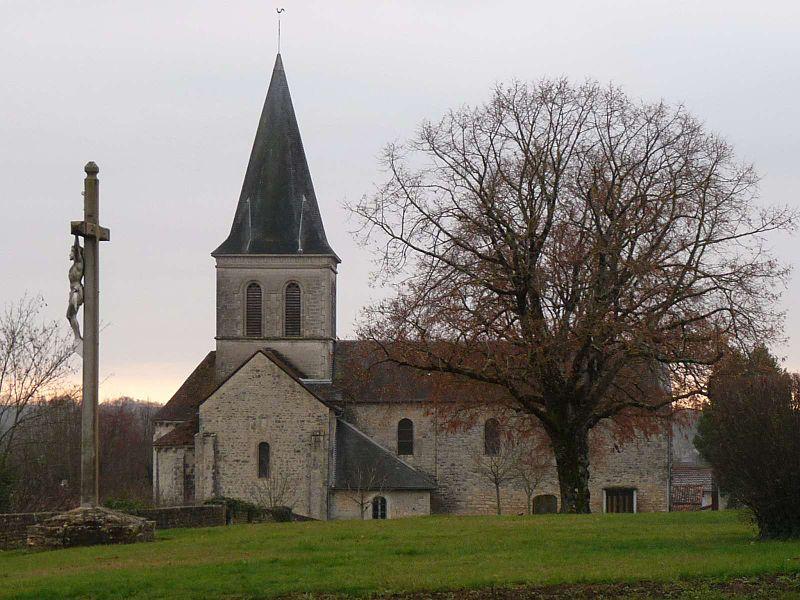 Photo du Monument Historique Eglise Saint-Médard situé à Verteuil-sur-Charente