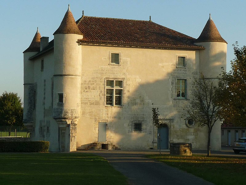 Photo du Monument Historique Château situé à La Rochette