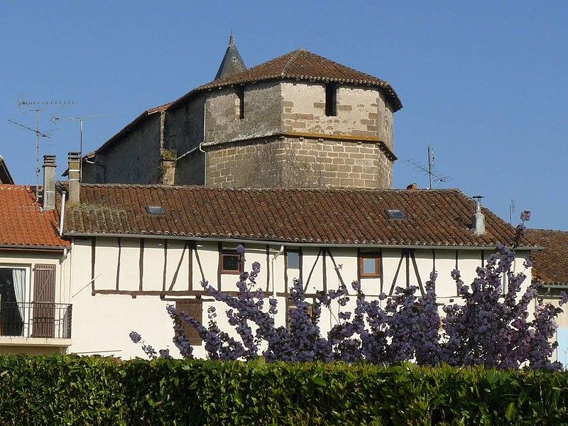Photo du Monument Historique Eglise Saint-Benoît situé à Ansac-sur-Vienne