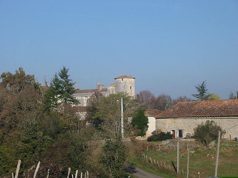 Photo du Monument Historique Château de Puyvidal situé à Saint-Projet-Saint-Constant
