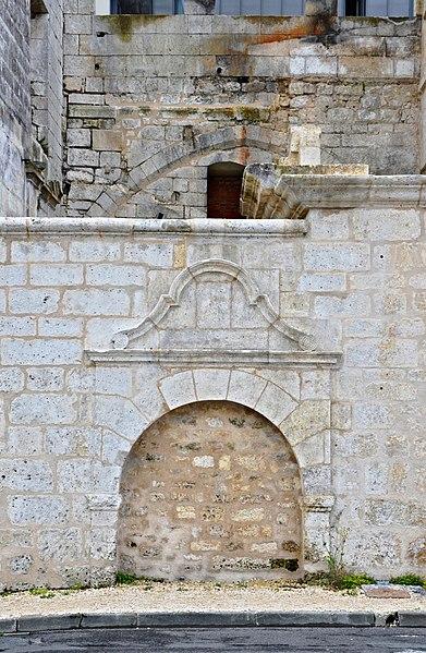 Photo du Monument Historique Ancienne abbaye Saint-Cybard situé à Angoulême