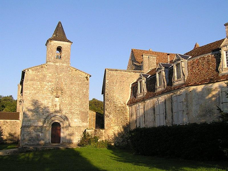 Photo du Monument Historique Eglise Saint-Etienne situé à Bouëx
