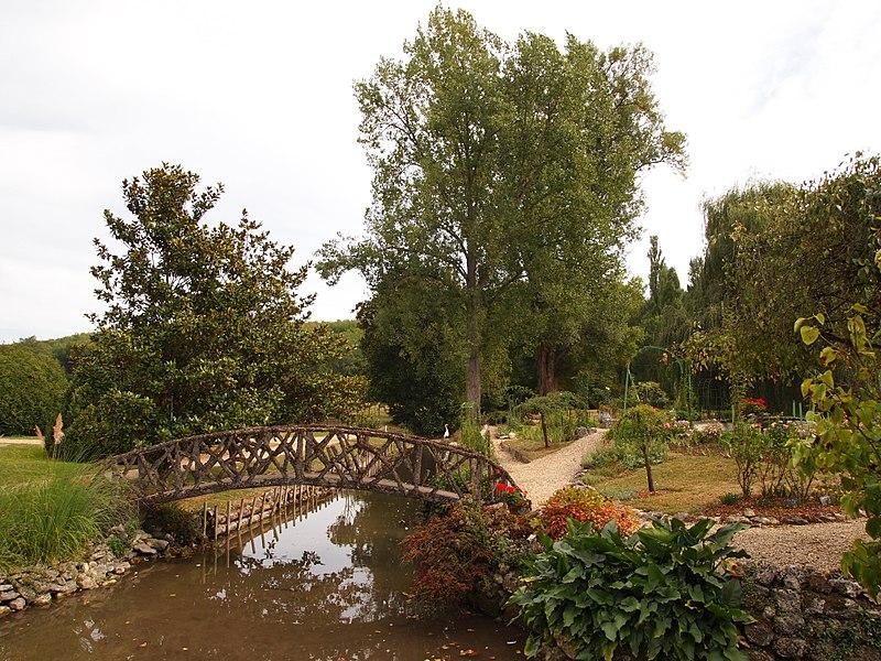 Photo du Monument Historique Moulin de Nanteuillet situé à Voulgézac