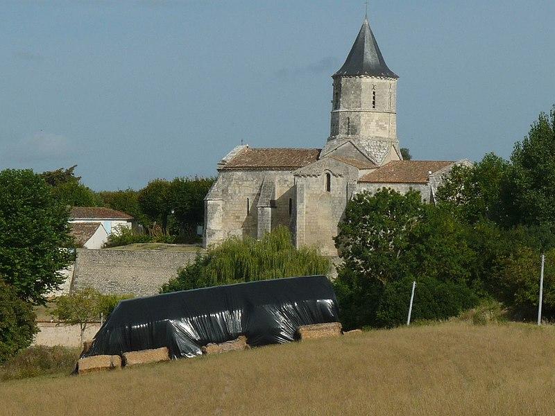 Photo du Monument Historique Eglise Saint-Pierre situé à Arces