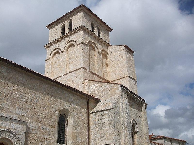 Photo du Monument Historique Eglise Saint-Martin situé à Archingeay