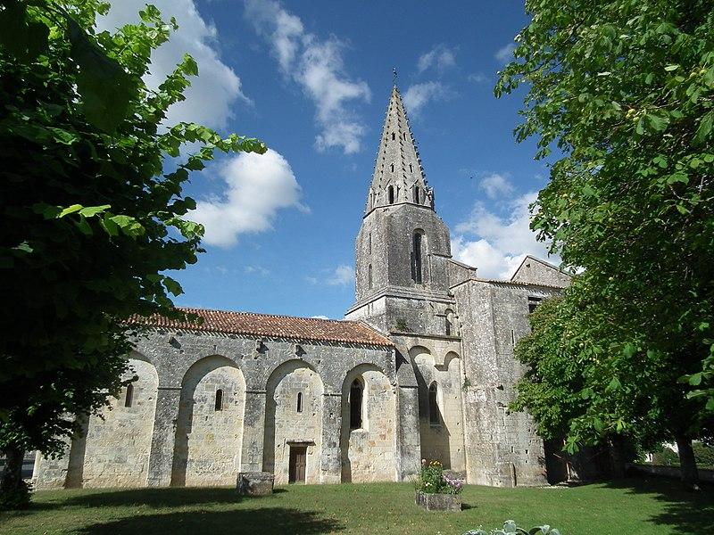 Photo du Monument Historique Eglise Notre-Dame situé à Avy