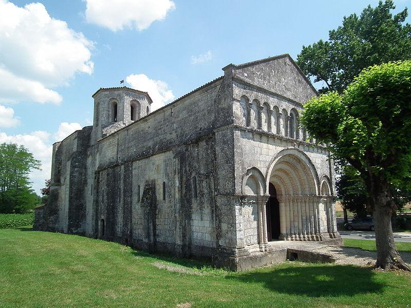 Photo du Monument Historique Eglise Notre-Dame situé à Biron