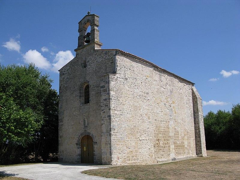 Photo du Monument Historique Eglise Saint-Pierre-ès-Liens situé à Breuil-la-Réorte
