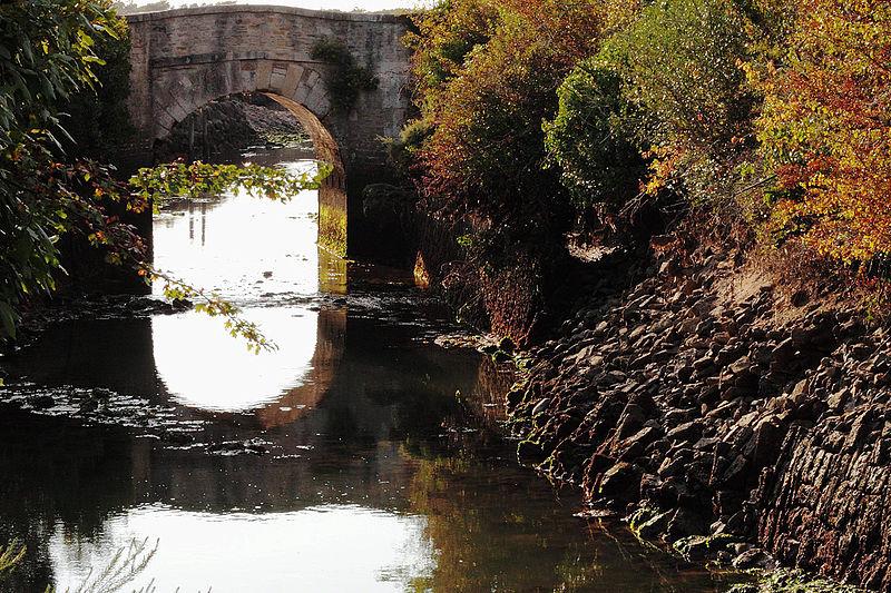 Photo du Monument Historique Pont Napoléon, dit aussi pont de la Brande ou pont Vauban situé à Le Château-d'Oléron