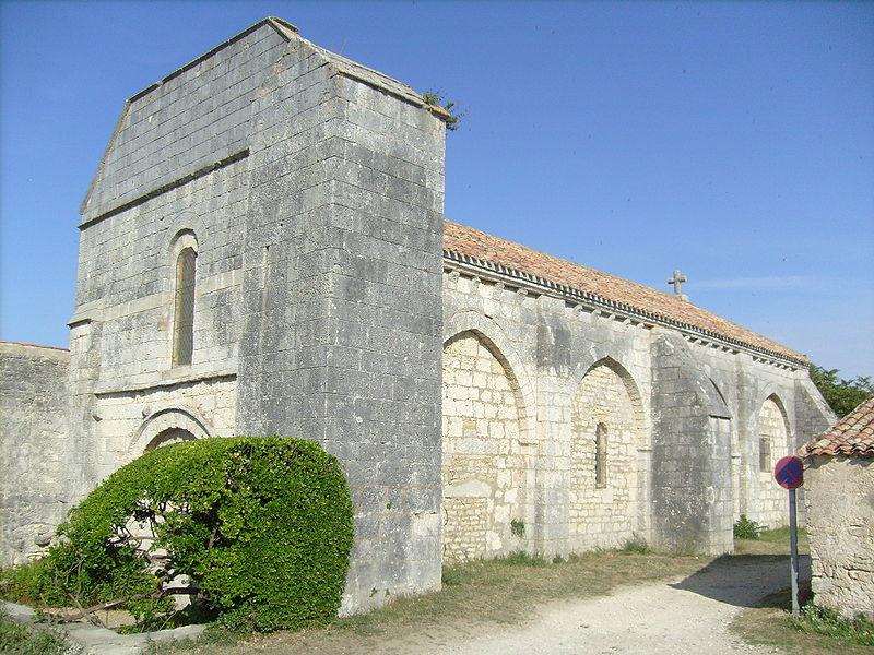 Photo du Monument Historique Chapelle Saint-Jean-Baptiste de la Perroche situé à Dolus-d'Oléron