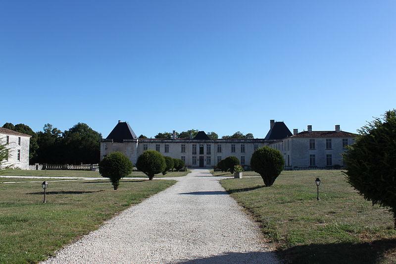 Photo du Monument Historique Château situé à Douhet (Le)