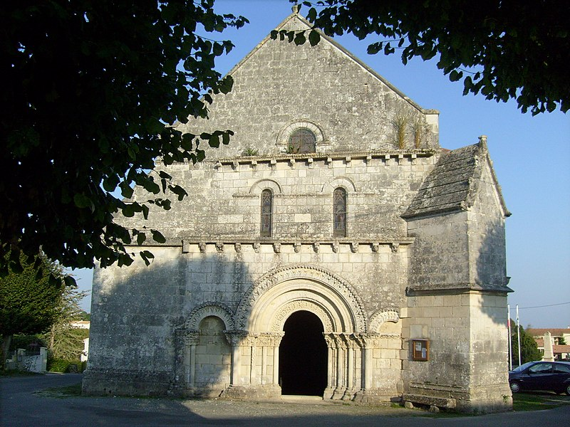 Photo du Monument Historique Eglise Saint-Pierre situé à Ecurat