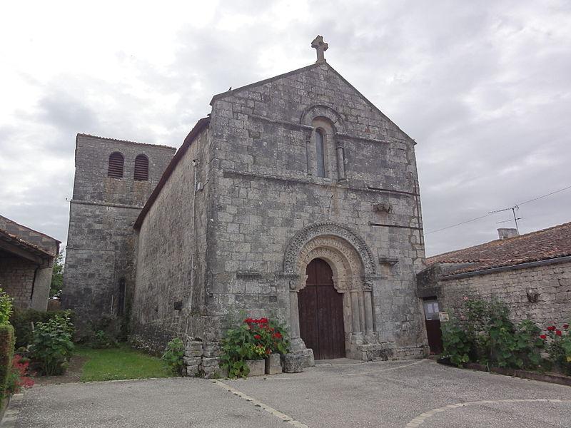 Photo du Monument Historique Eglise Saint-Vivien situé à Les Eglises-d'Argenteuil