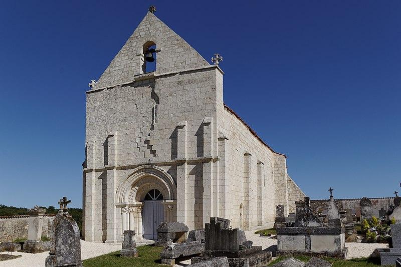 Photo du Monument Historique Eglise de la Frédière situé à La Frédière