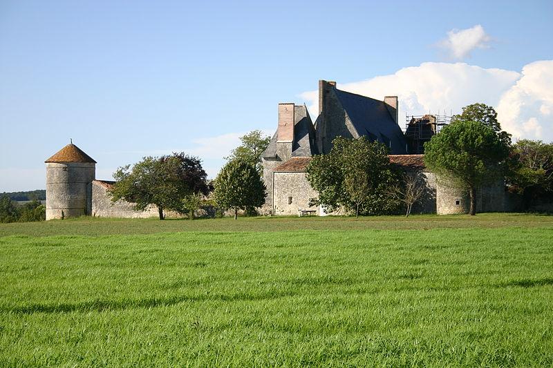 Photo du Monument Historique Château situé à Geay