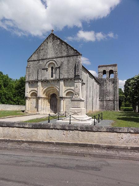 Photo du Monument Historique Eglise Saint-Barthélémy situé à Grandjean