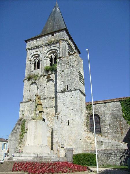 Photo du Monument Historique Eglise Saint-Laurent situé à Le Gua