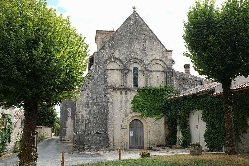 Photo du Monument Historique Eglise Saint-Symphorien situé à Haimps