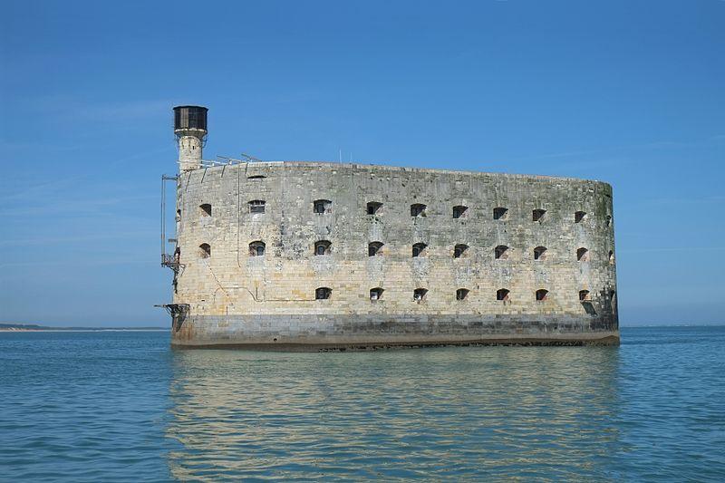 Photo du Monument Historique Fort Boyard situé à Ile-d'Aix