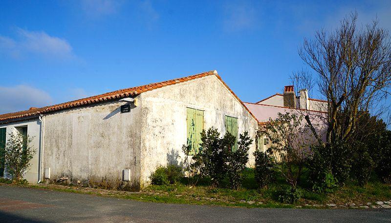 Photo du Monument Historique Caserne Vaudreuil situé à Ile-d'Aix