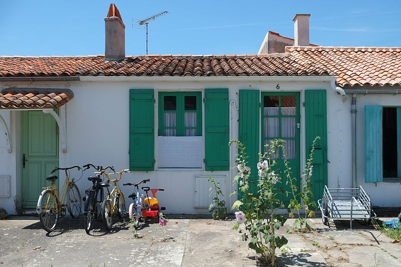 Photo du Monument Historique Chai situé à Ile-d'Aix